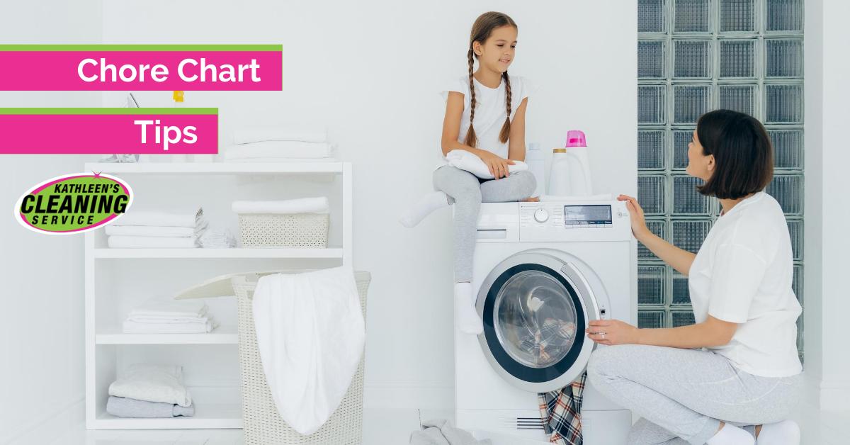 Chore Chart Tips